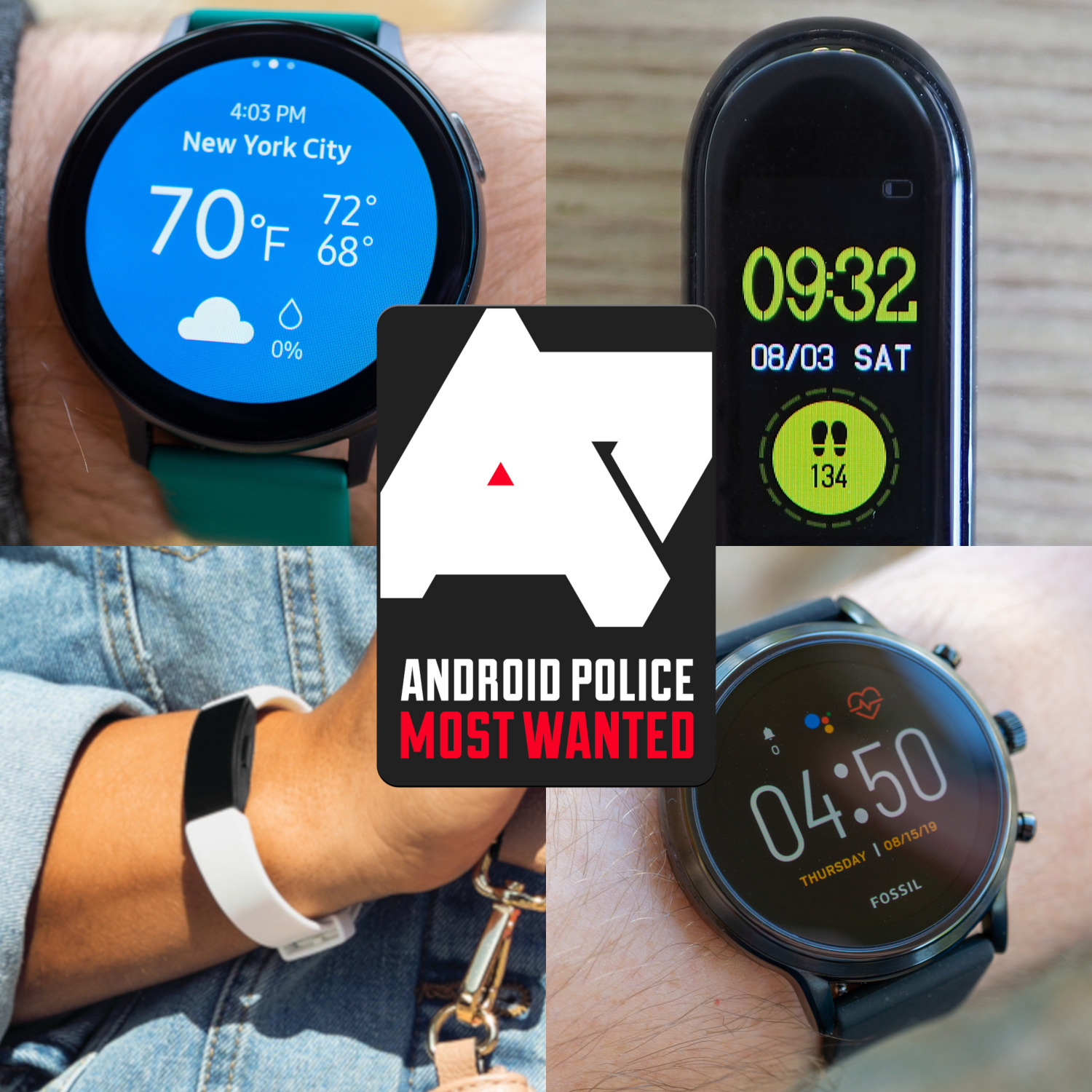 The best smartwatches, fitness trackers, and wearables for Android (Fall 2019)