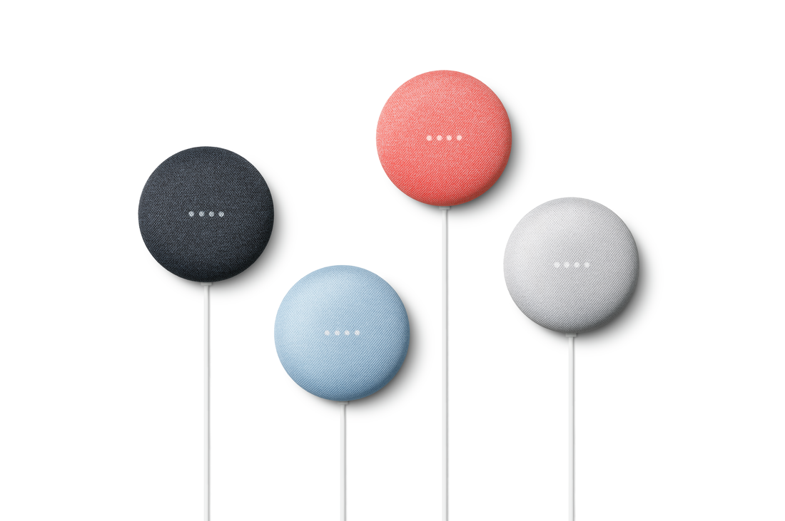 Google Nest Mini restores capacitive play/pause controls disabled on Home Mini