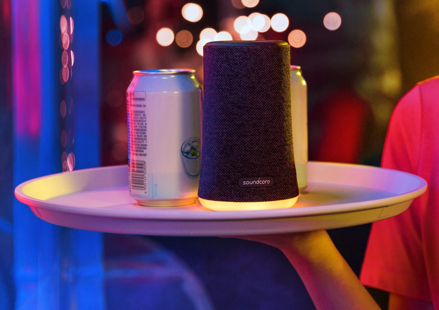 Get an Anker Soundcore Flare Mini Bluetooth speaker for an all-time low of $30 ($20 off)