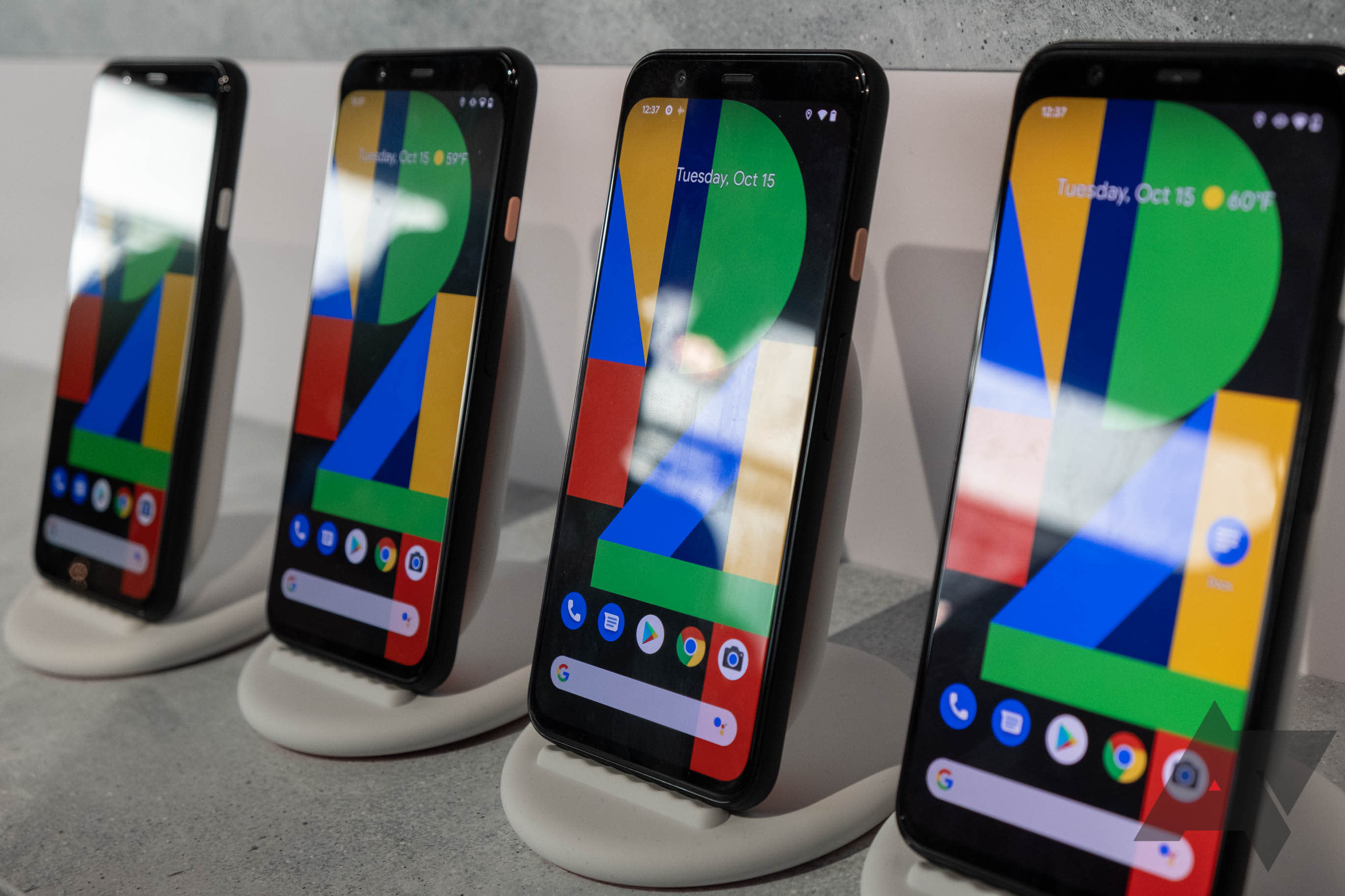 Pixel 4 supports up to 11W fast wireless charging on third-party chargers