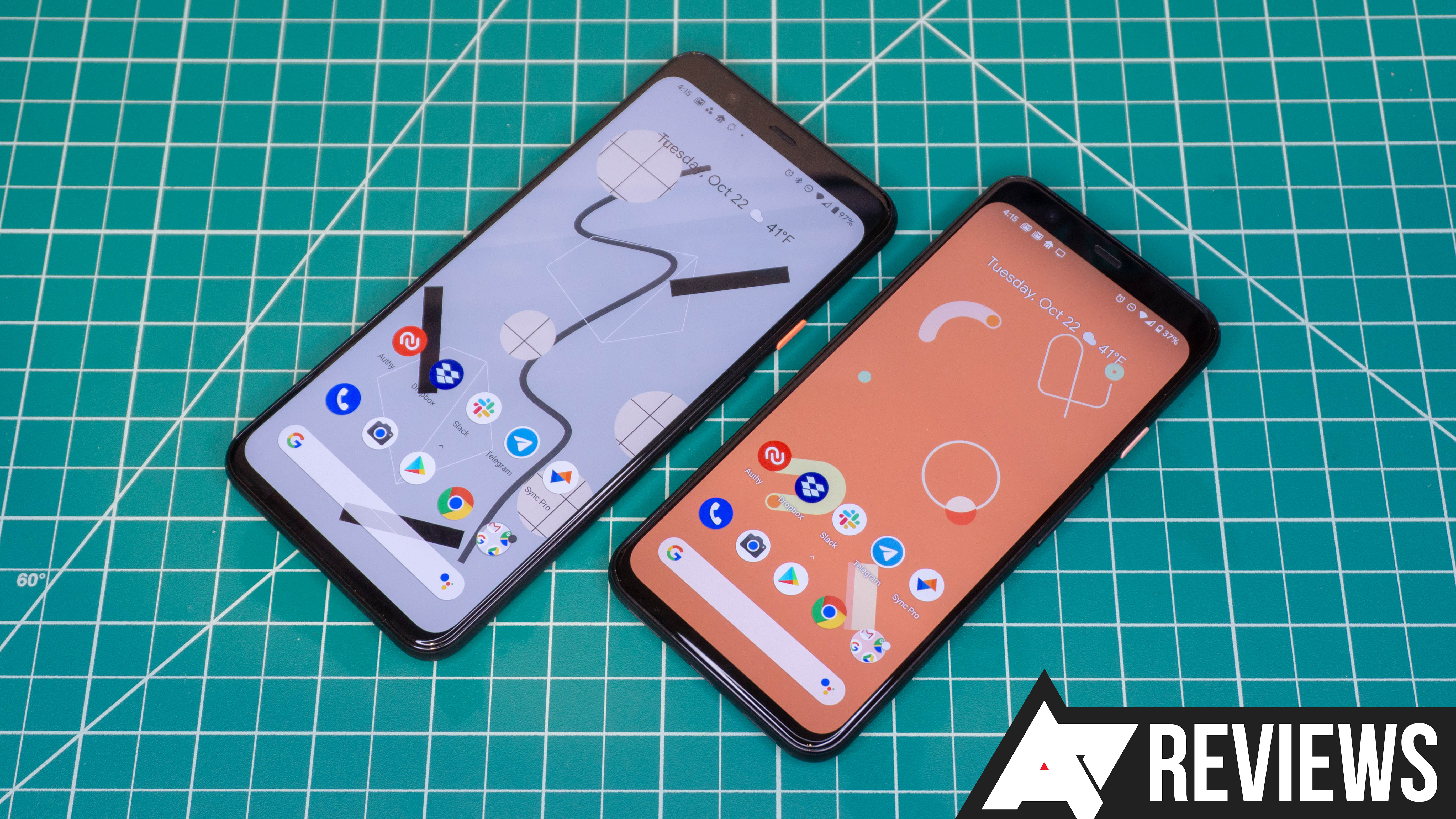 Pixel 4 And 4 Xl Review Every Pixel Has A Silver Lining