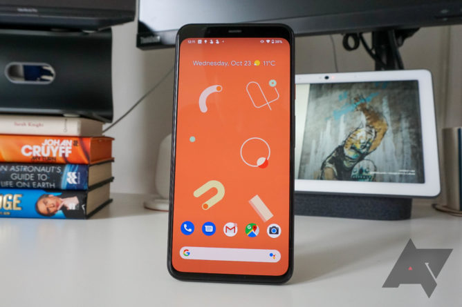 (Update: OTA coming to more devices) November security patch still hasn't rolled out to many Pixel 4 devices