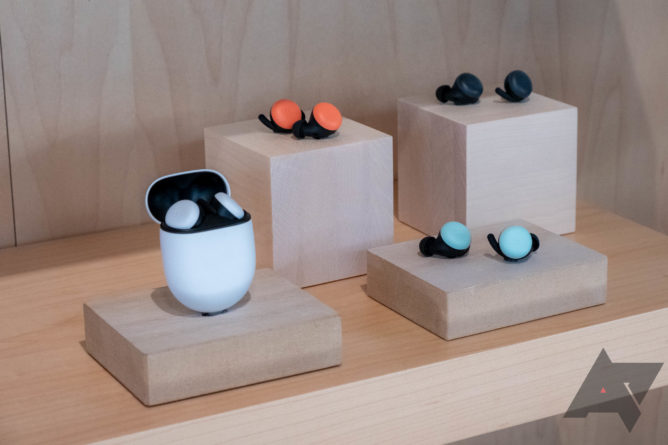 Pixel Buds marked as 'Coming Soon' in new product listing - Android Police