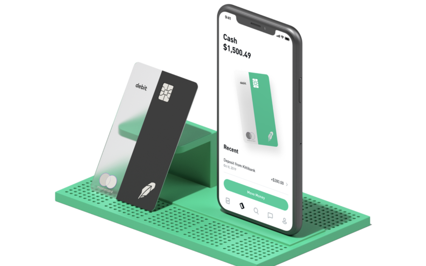 Robinhood announces new Cash Management service with 2.05% interest on unspent brokerage funds (Update: Rolling out now at 1.8% APY)