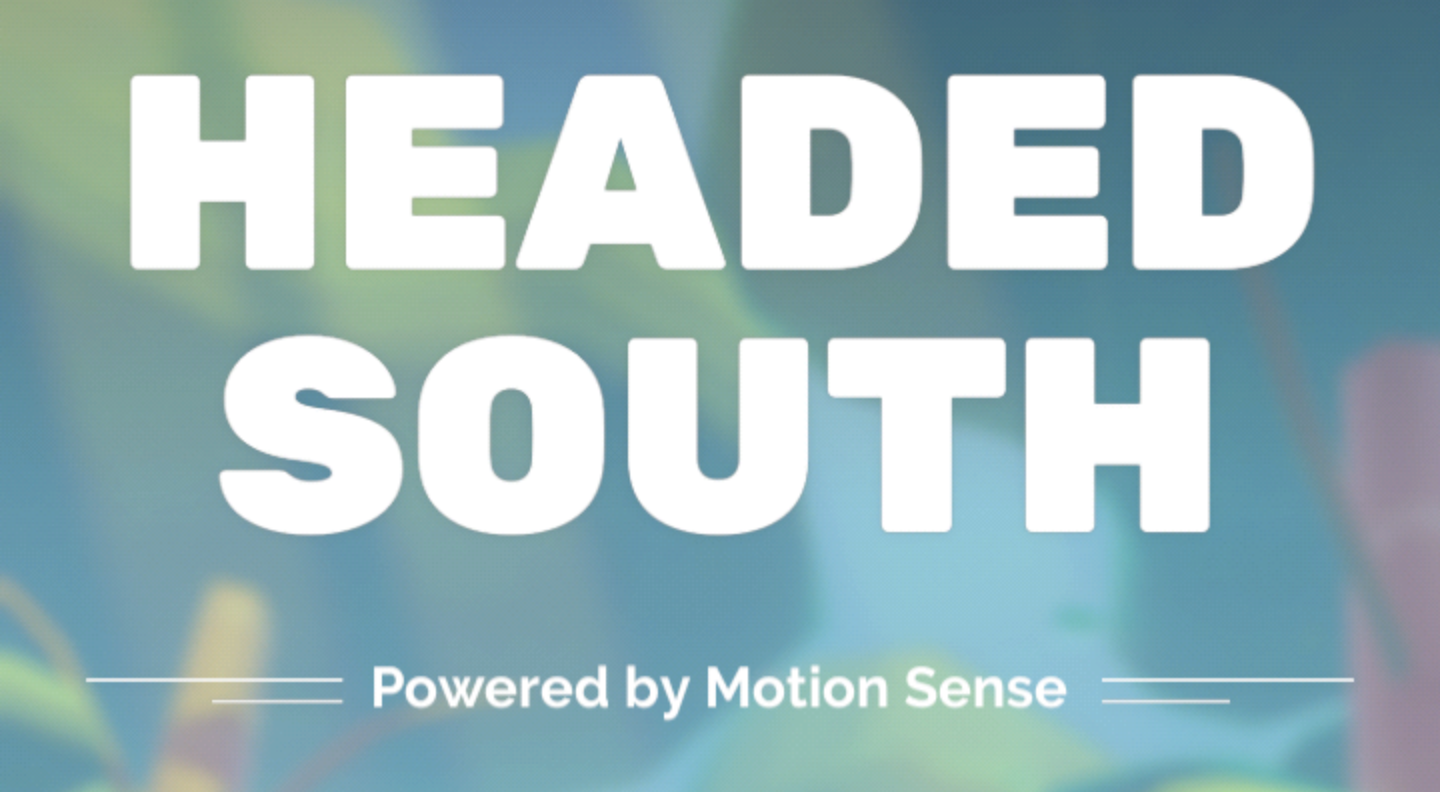 [Update: It works] Headed South is a Motion Sense game for Pixel 4 from Monument Valley's creators [APK Download]