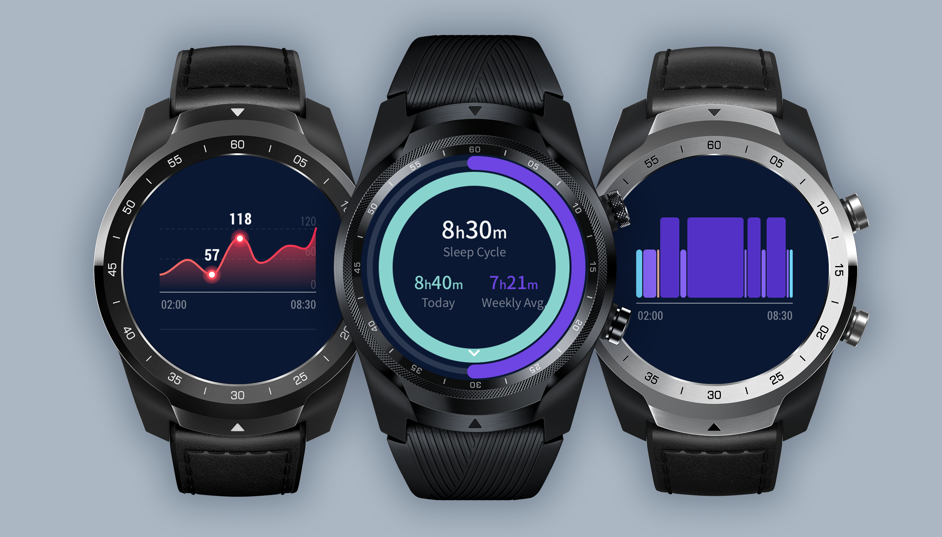 Mobvoi adds sleep tracking to the TicWatch Pro