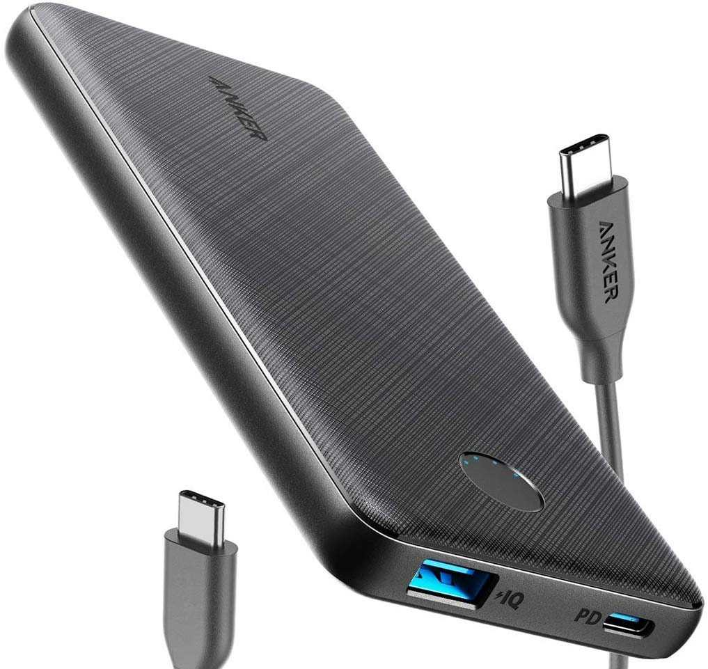 Pick up the Anker PowerCore Slim 10000 PD for $30 ($12 off) with coupon