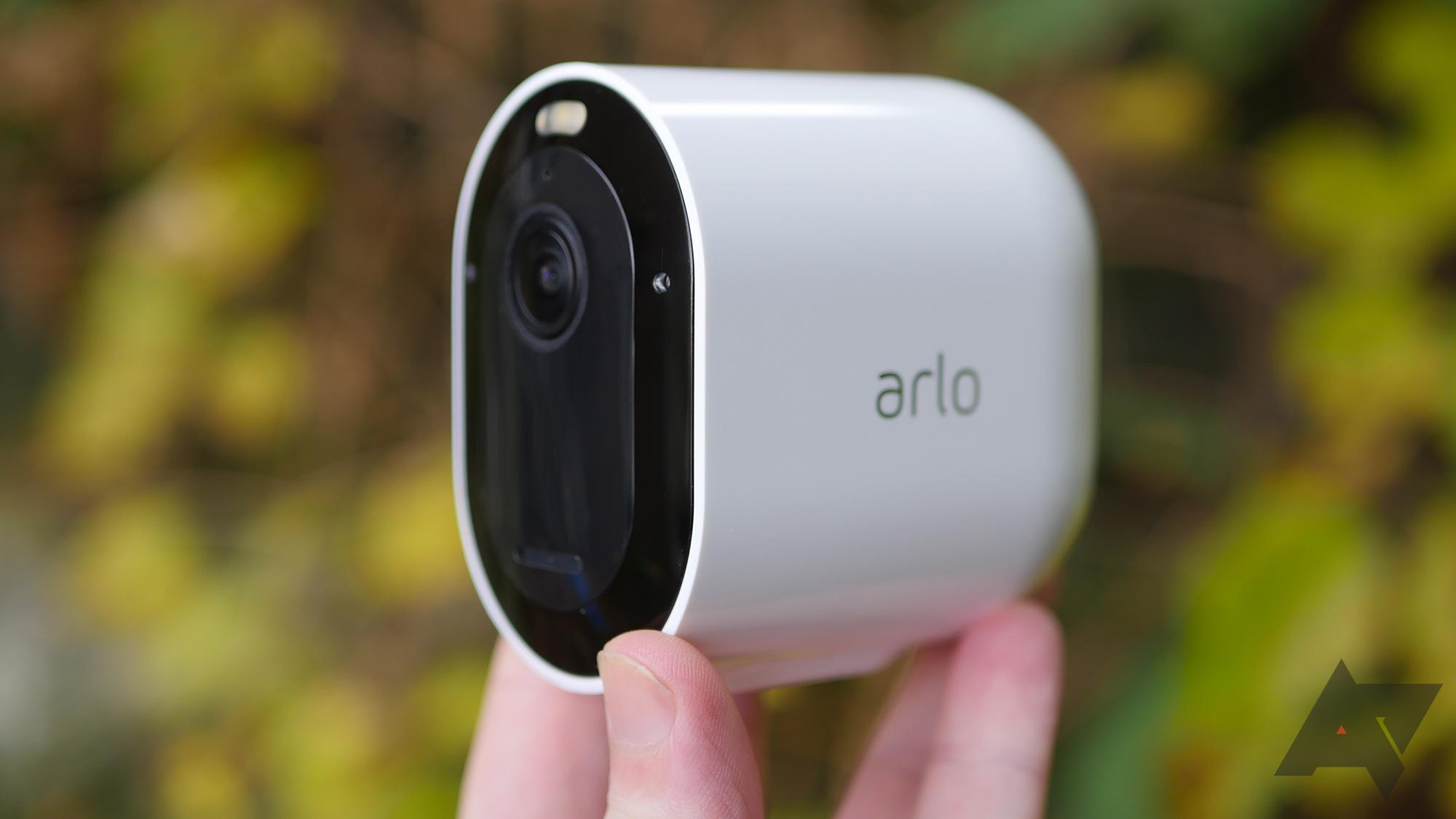 arlo pro 3 camera system
