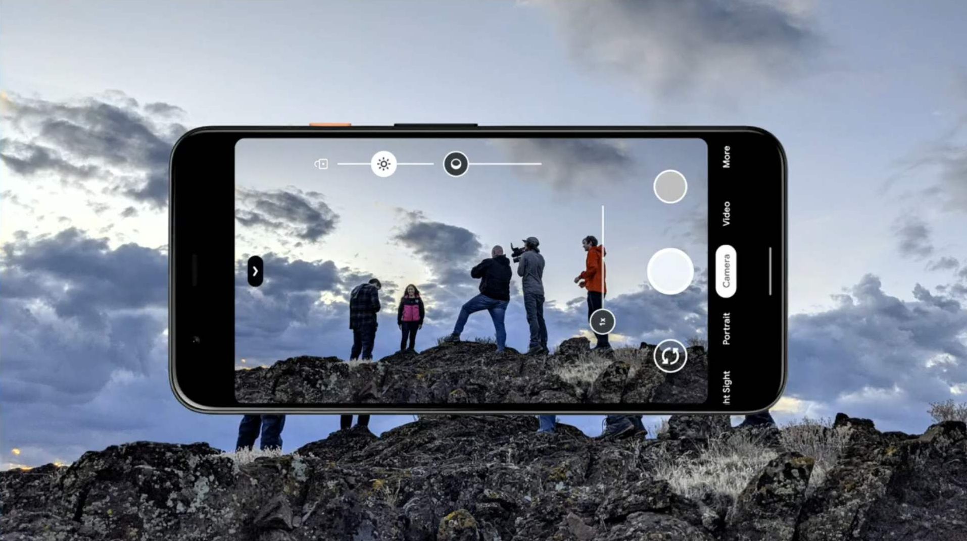 Pixel 4 gets live HDR+ previews, 'dual exposure,' astrophotography, and improved portrait mode