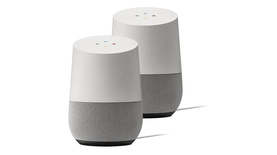 Stereo speaker pairing comes to the original Google Home and Home Mini