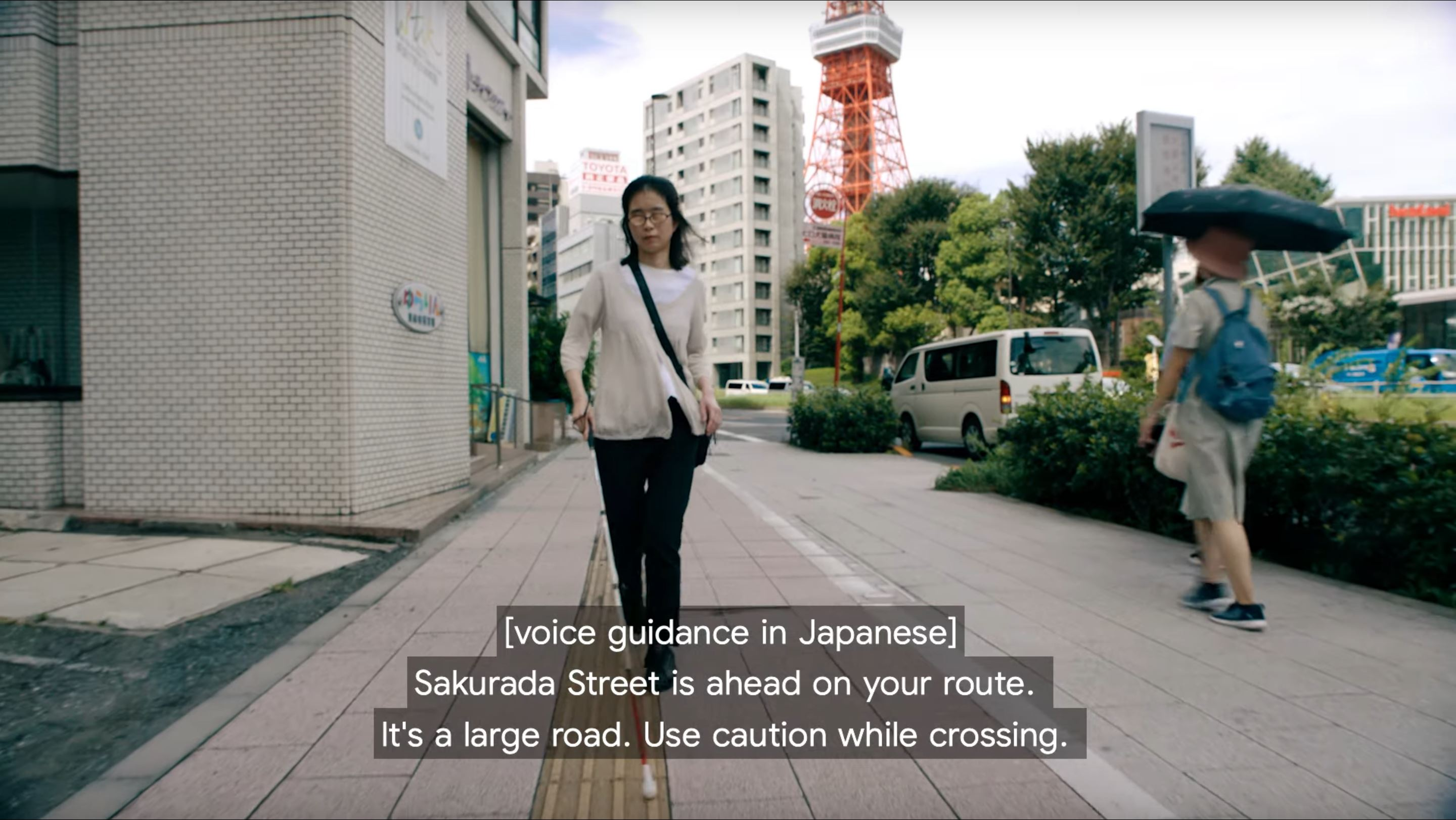Google Maps updated with enhanced voice guidance for visually impaired peoples
