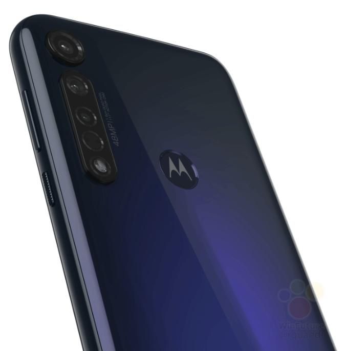 Motorola's Moto G8 Plus with triple rear cameras leaks out