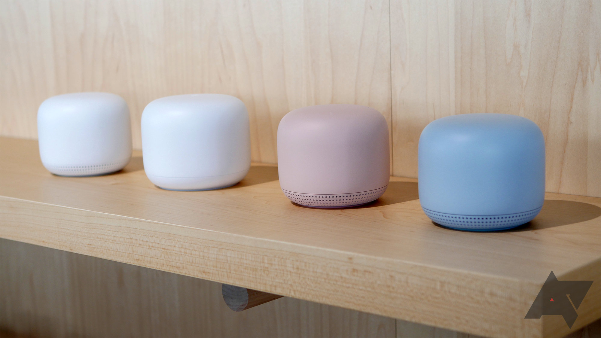 [Update: Stand-alone pricing, availability] Google introduces new Nest Wifi mesh router with built-in Assistant speakers