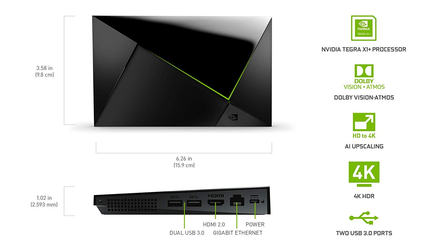 New NVIDIA SHIELD TV Design Leaks With A Totally Tubular Look