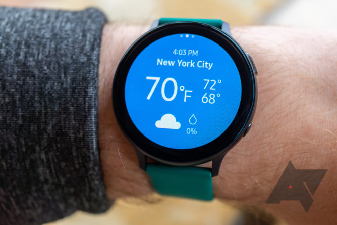 Samsung Galaxy Watch3 and Active2 finally get Electrocardiogram monitoring in US