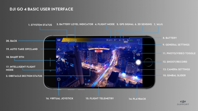dji go for android download