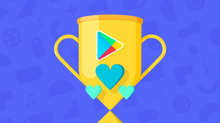 Google Play Users' Choice Awards 2019 voting has begun