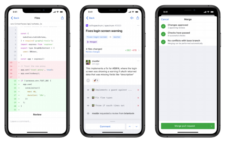 GitHub will resurrect its Android app, iOS version already in beta, Next TGP