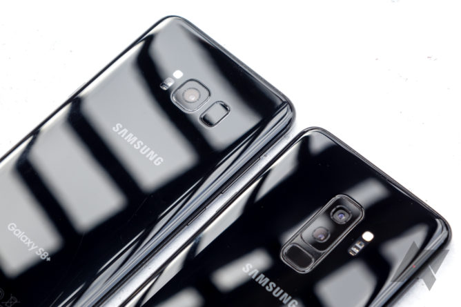 Samsung Galaxy S11 may come with a Bright Night Sensor