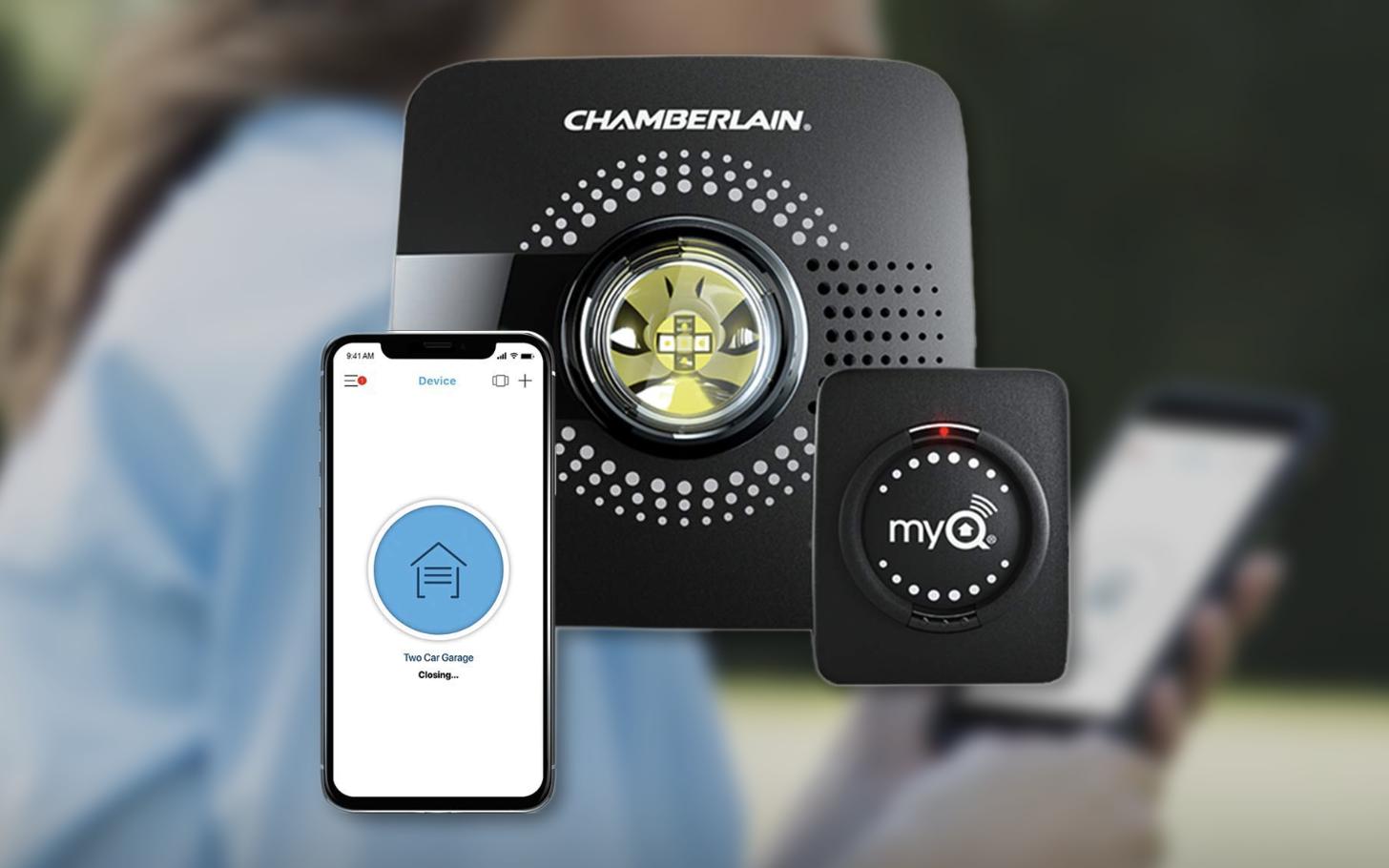 Flipboard The Chamberlain Myq Smart Garage Hub Is On Sale
