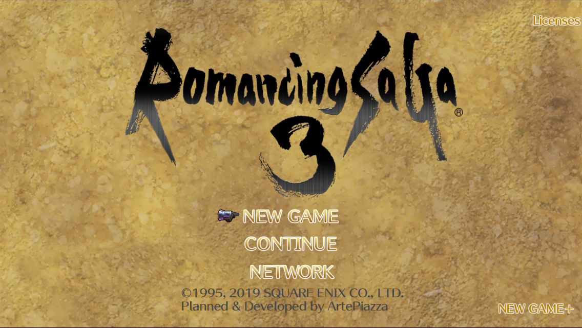 Classic Square Enix RPG 'Romancing SaGa 3' comes to the West for the first time