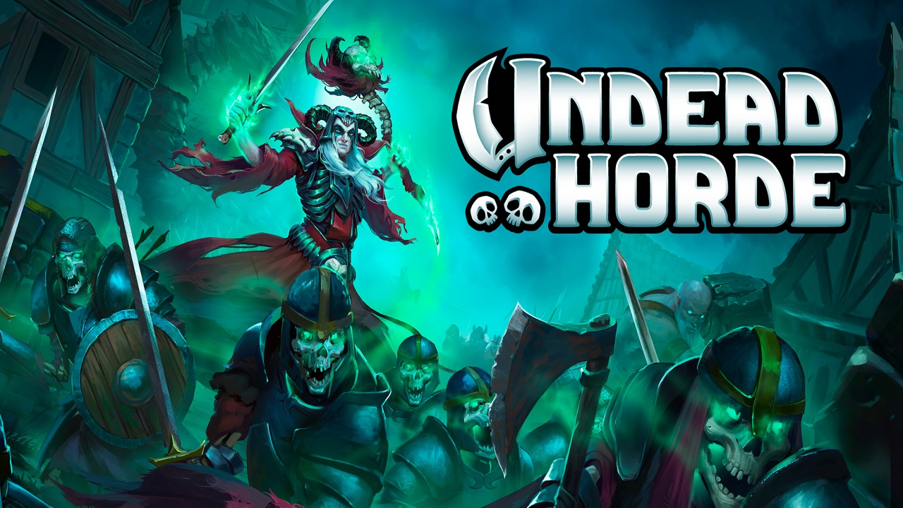 Undead Horde is an enjoyable hack-and-slash game that just arrived on Android