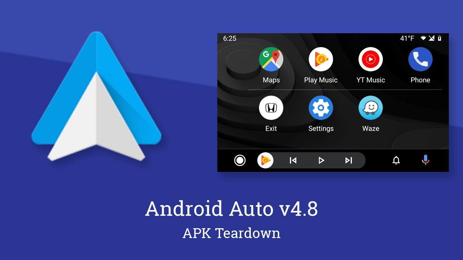 اضافه شدن بازی به Android Auto