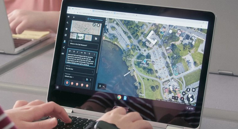 Google Earth gets new map-based storytelling creations tools