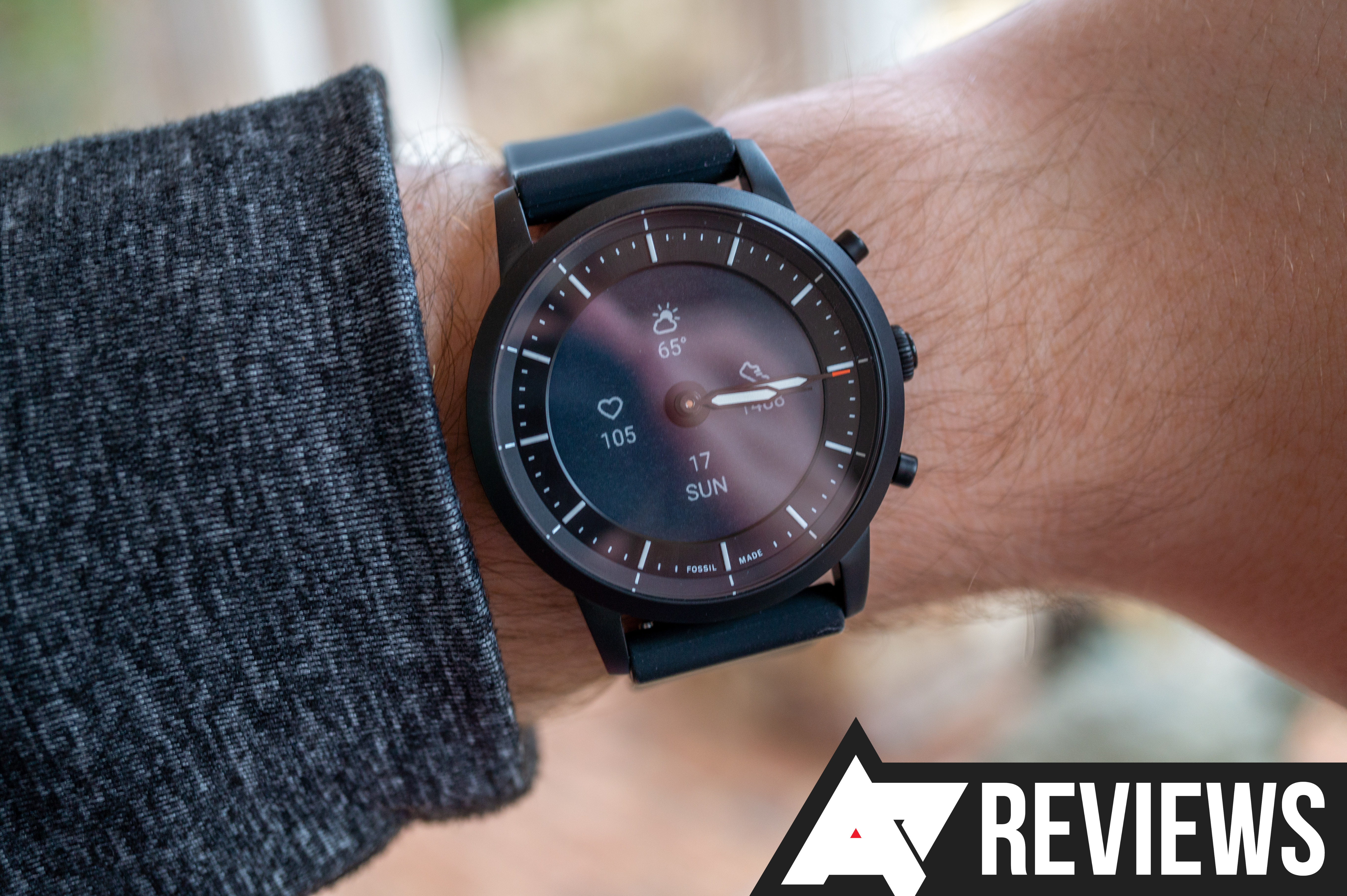 Fossil Hybrid Smartwatch Things To Know Before You Buy