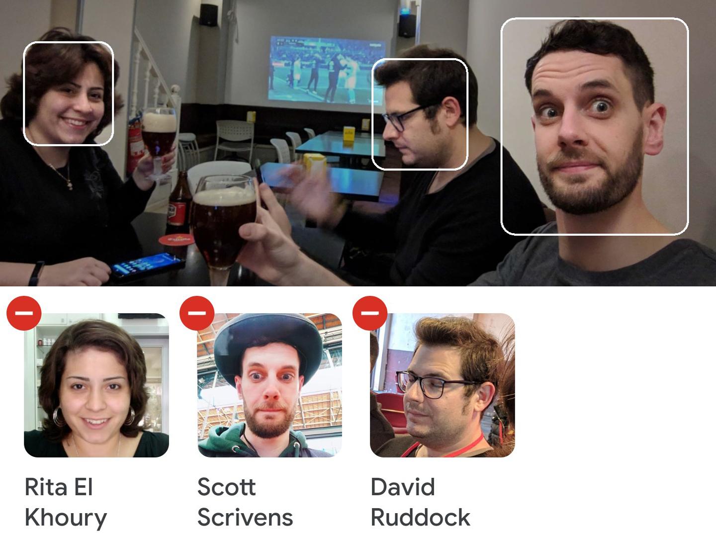 Google Photos finally allows you to manually tag faces in photos