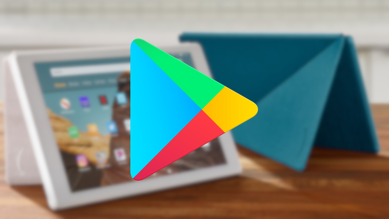 How to install the Google Play Store on an Amazon Fire tablet