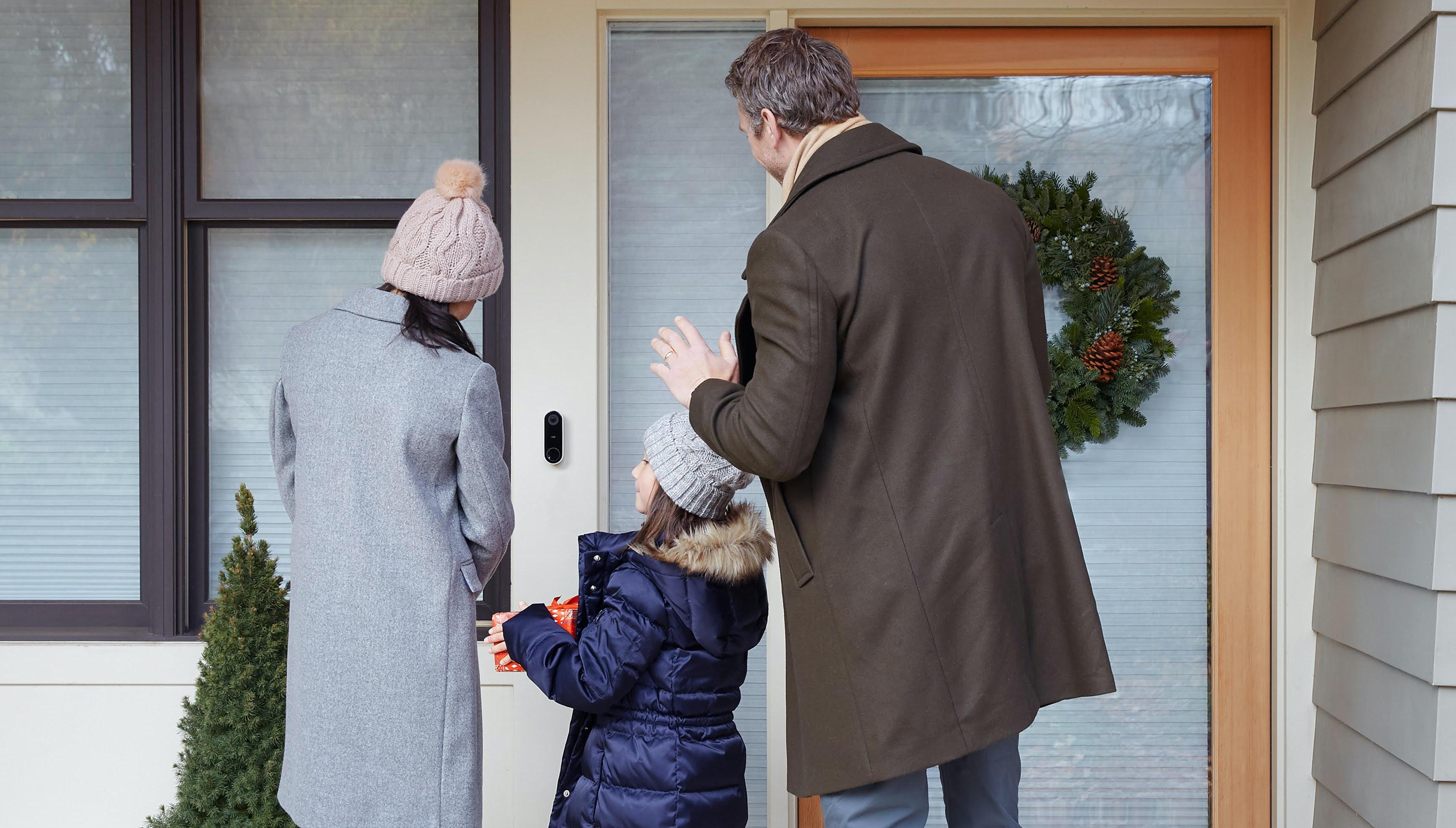 Jingle (Door)Bells: Winter ringtones are now available on Nest Hello