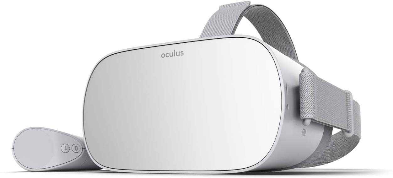 Get $50 off the Oculus Go standalone VR headset, now starting at $150 (Update: Now $130)