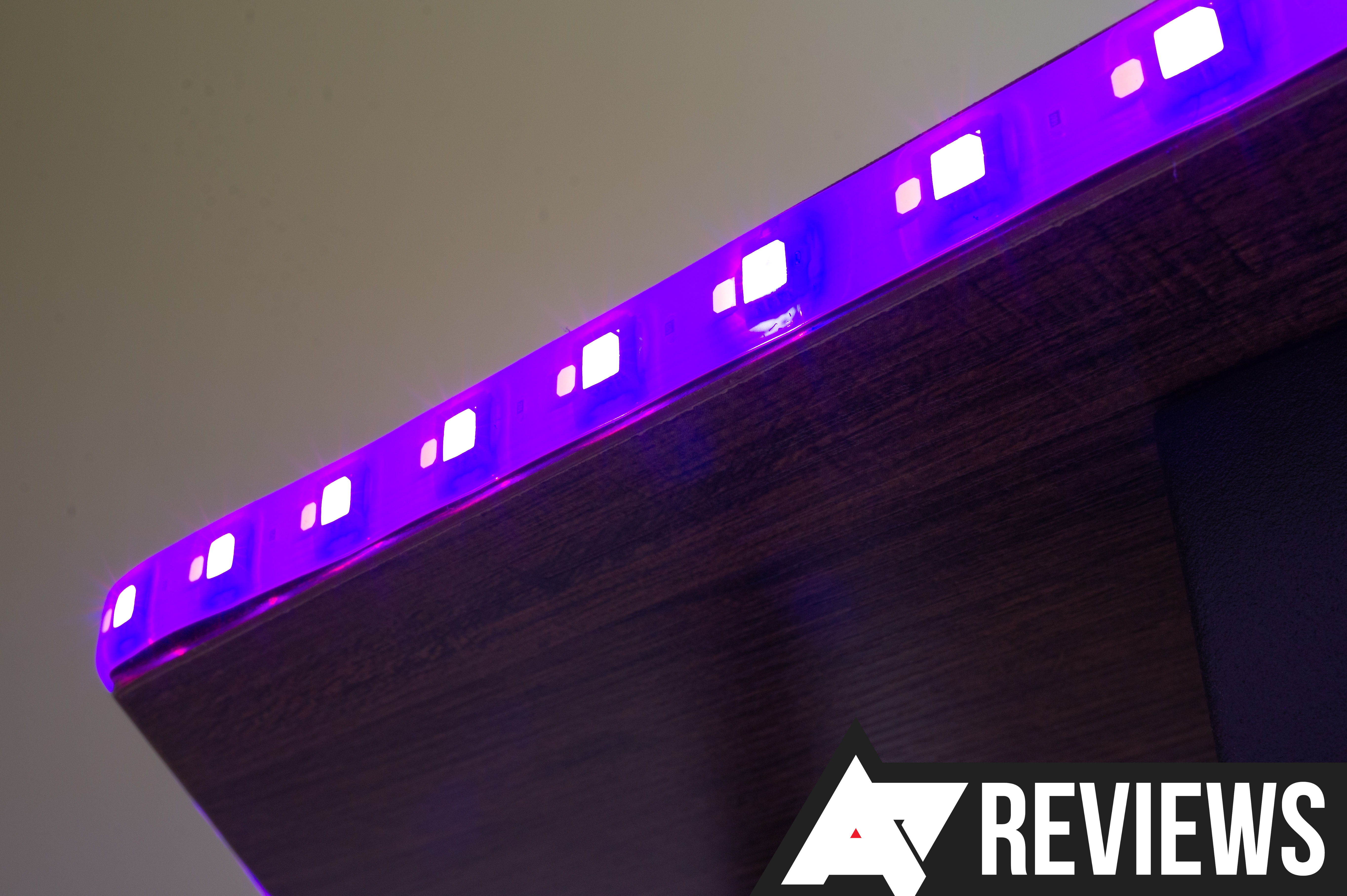 TP-Link Kasa Smart Light Strip review: Voice-controlled RGB lights for your furniture