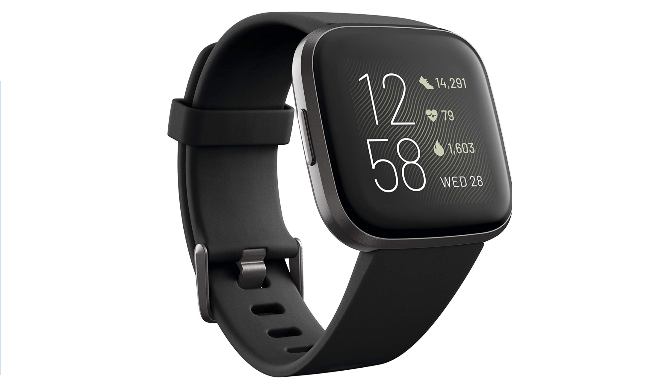 Get the new Fitbit Versa 2 smartwatch for $130, the lowest it's ever been ($70 off)