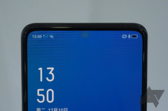 Hands-on with Oppo's under-display camera prototype