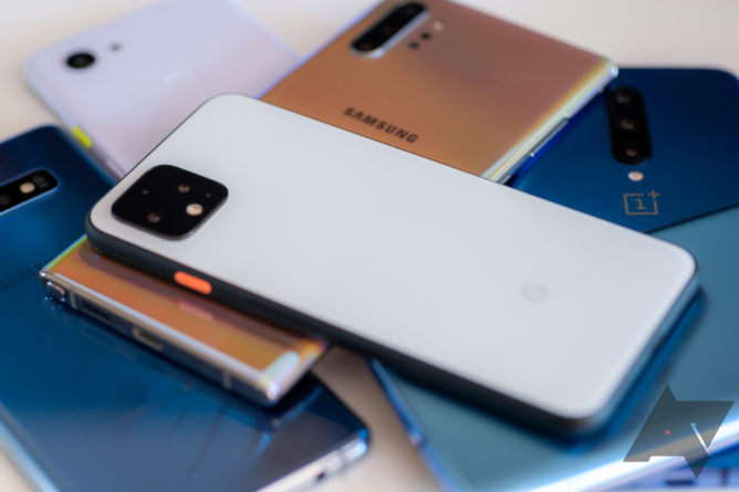 Android security update tracker, July 2020: Rankings for popular smartphones - Android Police