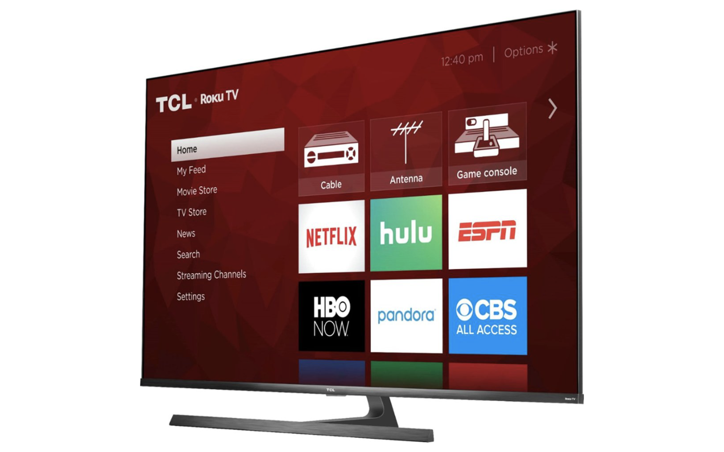 Save $400 on 65- and 75-inch TCL 4K Smart TVs