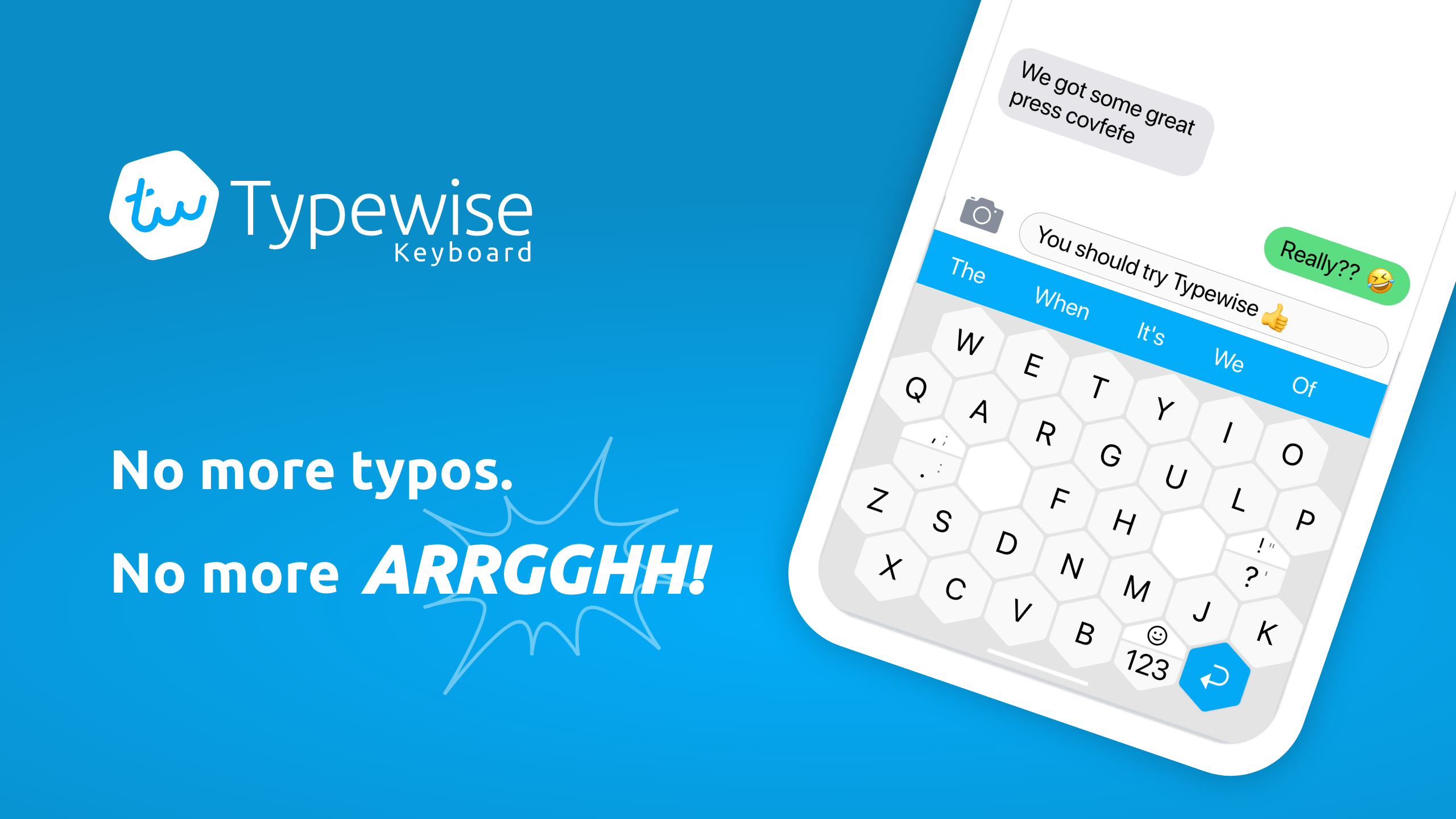 Typewise wants to get rid of the only keyboard layout you know how to use