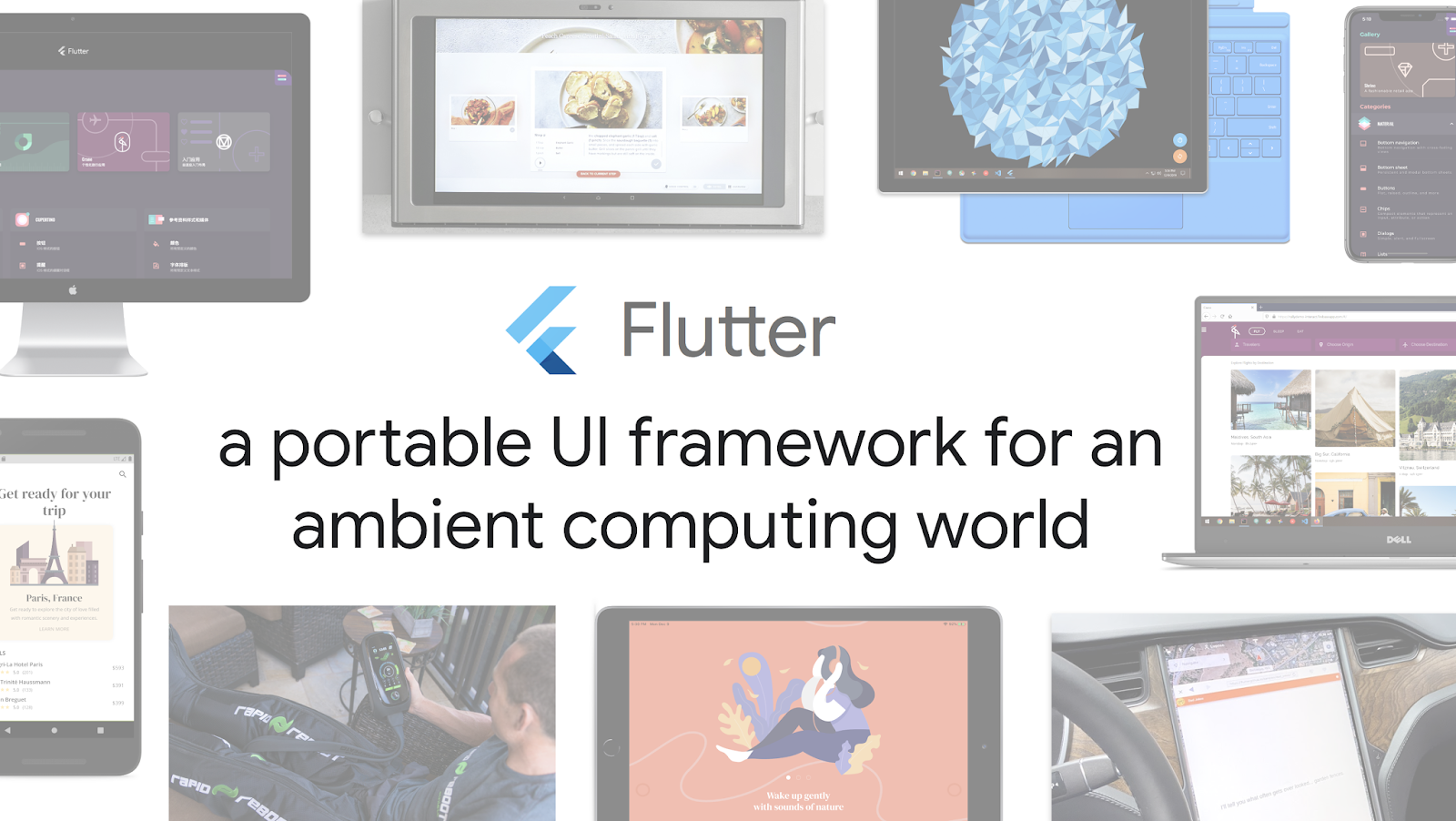 Google's Flutter v1.12 UI framework adds support for web plugins, building macOS apps, and much more