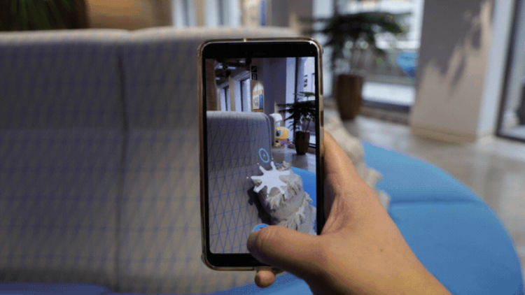 ARCore's new Depth API will bring the next generation of hide-and-seek to phones