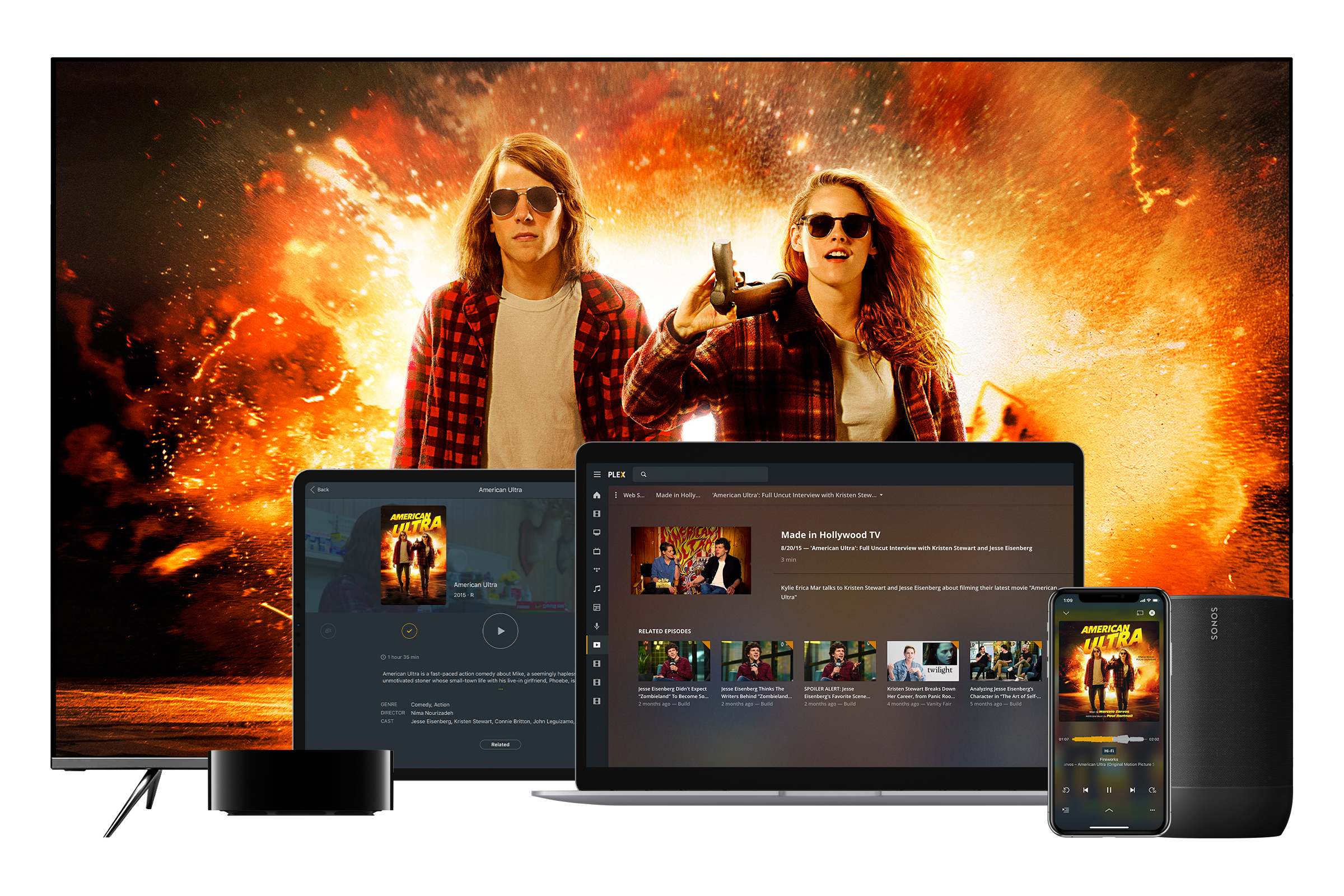 Plex Launches a Free Movies and TV Streaming Service