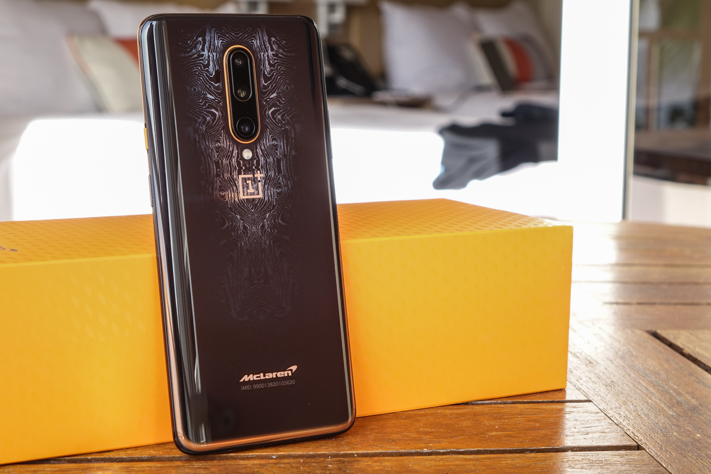I used the OnePlus 7T Pro McLaren 5G on T-Mobile's new 5G network—here's what I learned