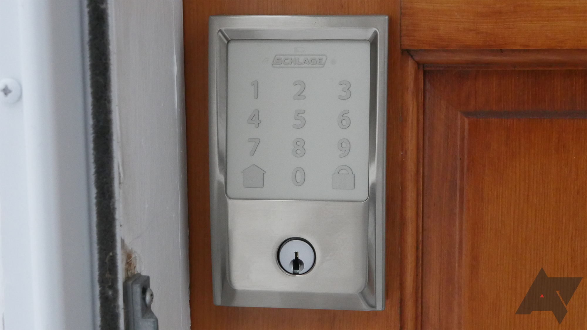 Schlage Encode Smart Wifi Deadbolt Review A Lock This
