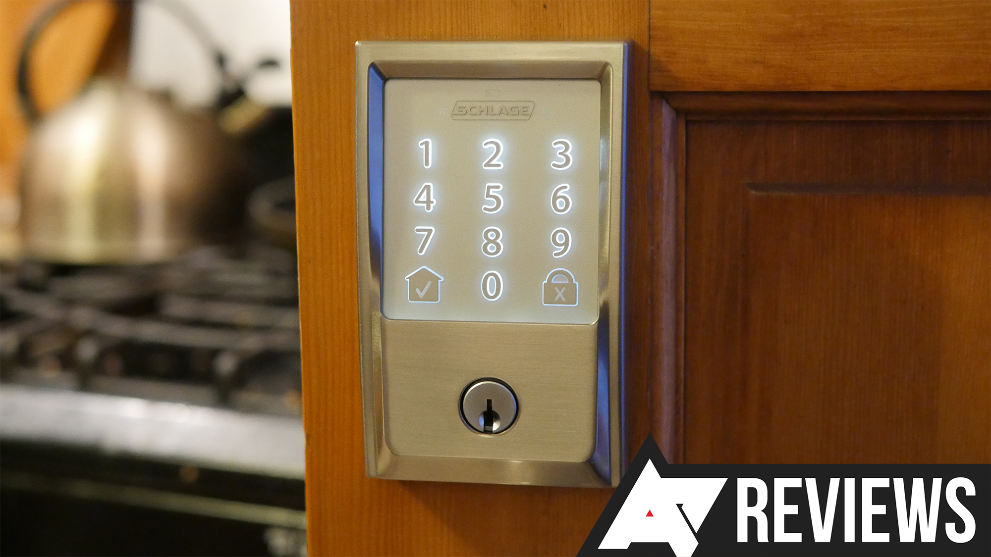 Schlage Encode Smart Wifi Deadbolt Review A Lock This Good Is