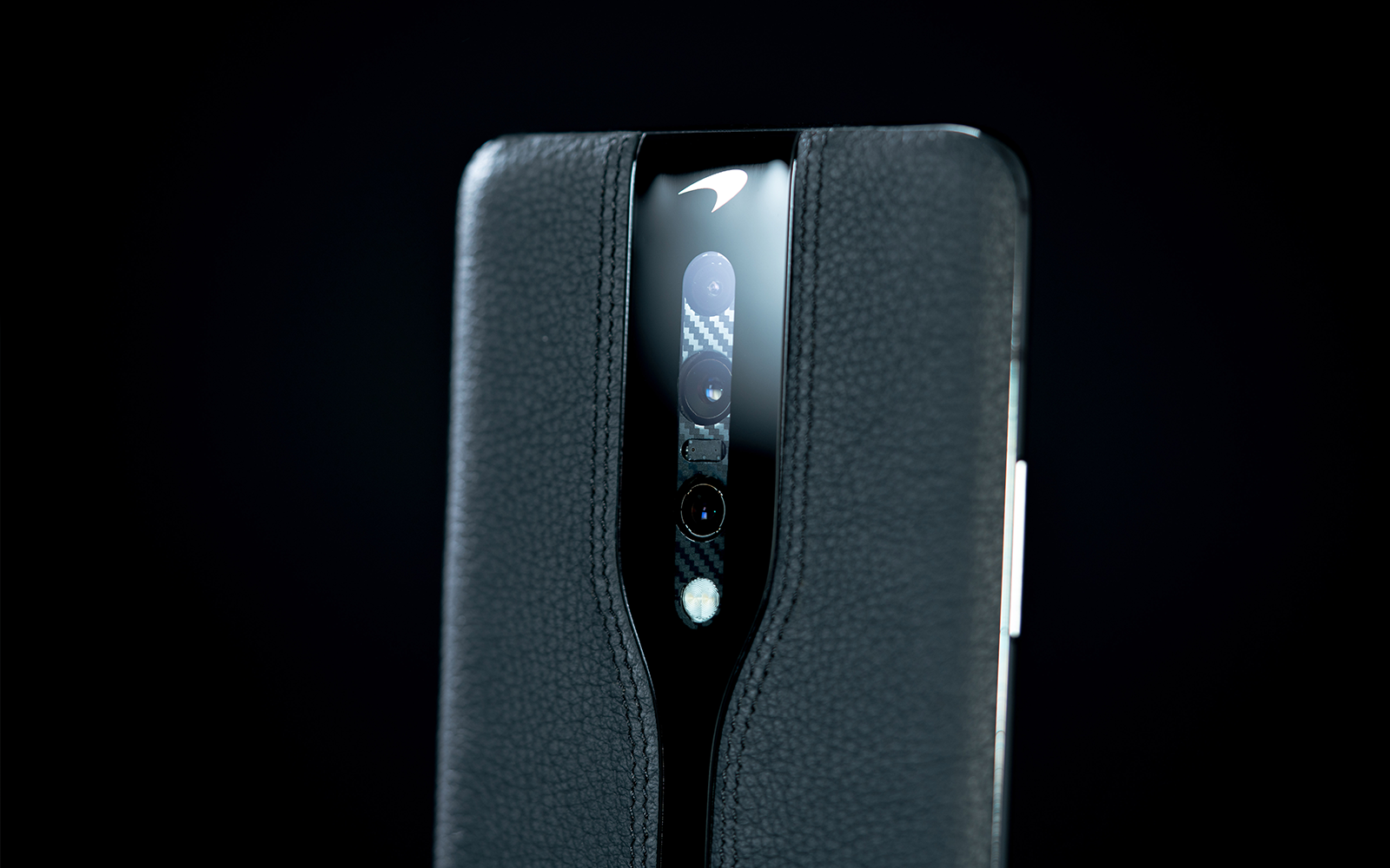 All-black prototype version of OnePlus Concept One revealed in interview - Android Police