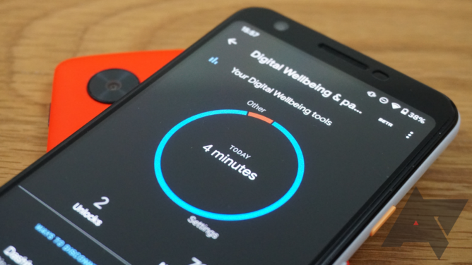 Digital Wellbeing adds 30-minute pause to Wind Down (APK Download) - Android Police