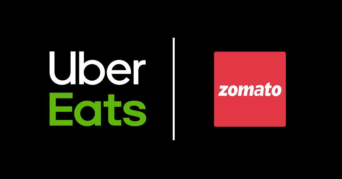 Food Delivery App Zomato Acquires Uber Eats for Rs. 2,485 Crore