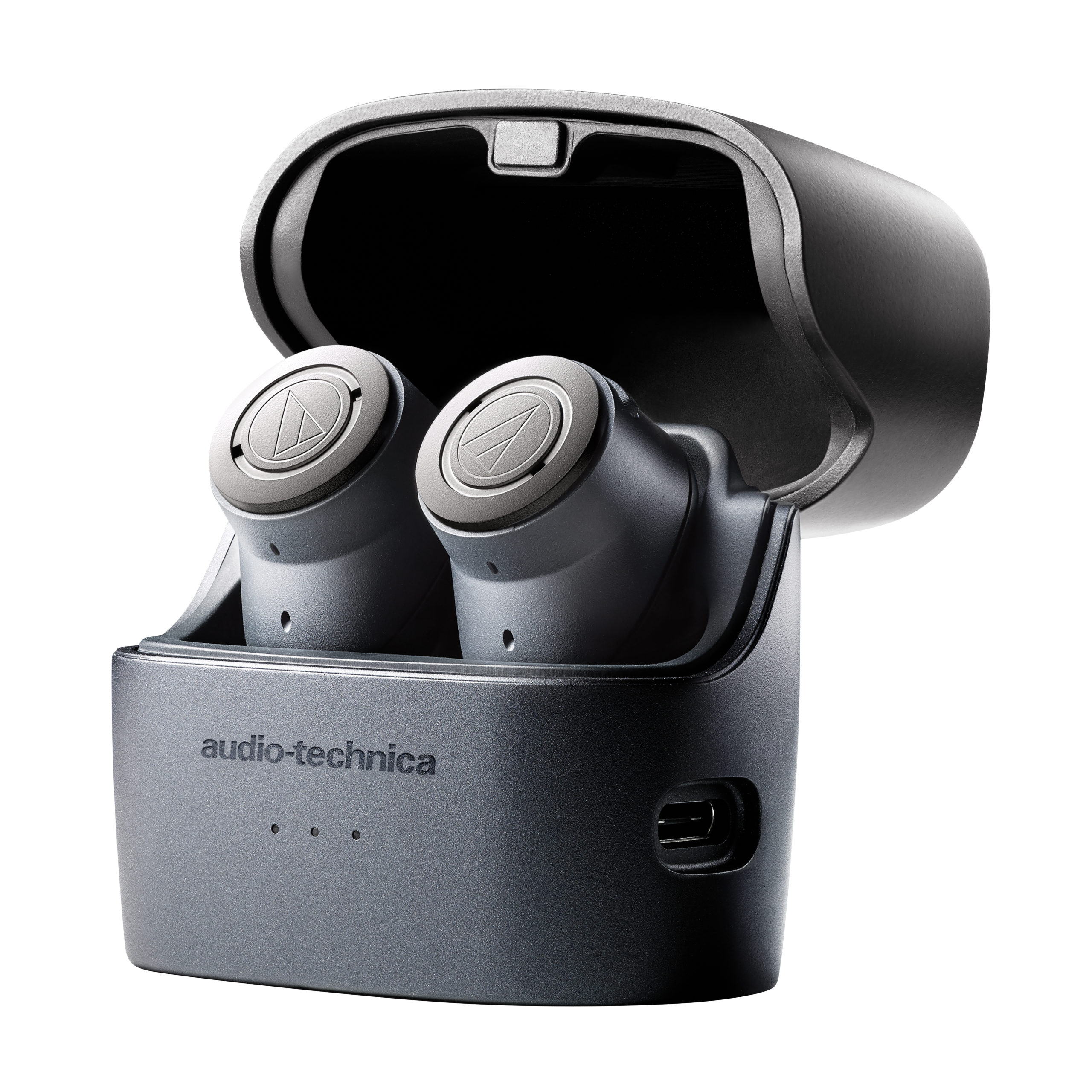 Audio-Technica announces its first true wireless earbuds with active noise cancellation