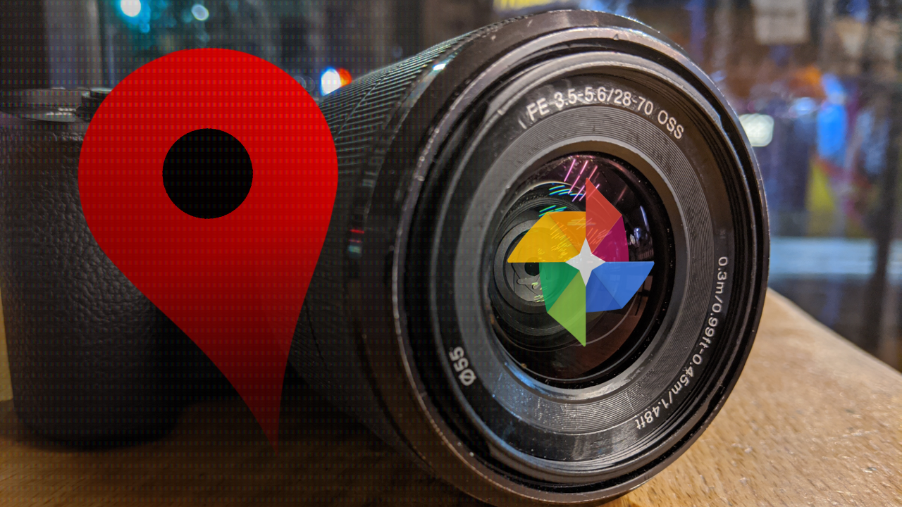 How to hack a GPS into your DSLR or mirrorless camera with the help of Google Photos